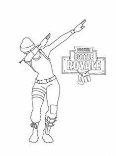 71 best fortnite coloring pages images in 2019 | farben