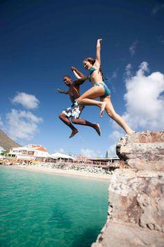 Top Beach Honeymoon Destinations – Beaches To See Beach Honeymoon Destinations, Caribbean Vacations, Caribbean Cruise, Dream Vacations, Vacation Spots, Destination Soleil, Places To Travel, Places To Go, Travel Things
