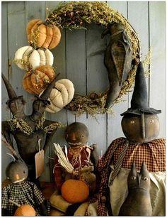 Prim*by*Nature ~ Handmade Primitive Folk Art