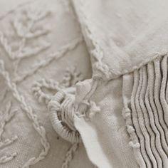 Античный белье Смок пальто   Салли Харрисон Art