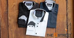 Take your wardrobe to the next level with premium men's shirts from The G Street. Shop set of 3 premium shirts at Rs.2999 worth Rs.5999/- only. Explore more on www.thegstreet.com Or, whatsapp us at +919643005488. For wholesale inquiries, call or whatsapp us at +919555278001. #mensfashion #menswear #menshirt #lifestyle #menstyle #menscasualshirt #fashionlovers #shoppingaddict #instapost #instafashion #instastyleguide #instamensfashion #menslook #menstyleguide #fashionstyle #fashionblogger…