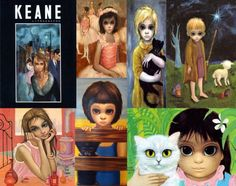 "Margaret Keane ""mother of big-eye art"""