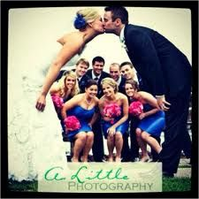 fun wedding picture poses - Google Search