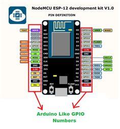 my-electronics-lab-NodeMCU