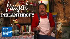 To be #frugal isn't just a lifestyle, it is a state of mind. Watch how you can give Back the Cheapskate Way on the @CheapLifeShow