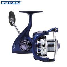 KastKing Triton Dualis 4000 Series Two Speed Spinning Reel Super Light Weight 11BBs Spinning Fishing Reel for Saltwater Fishing