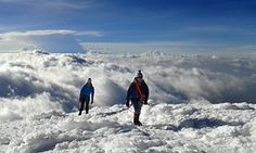First-hand article about climbing Mount Chimborazo. Also check out our volcano climbing tour of Chimborazo, Cotopaxi and Illiniza. http://positivturismo.com/en/tour/iliniza-cotopaxi-chimborazo/