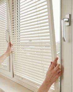 Easy click voor je ramen. Niet boren, click en klaar. #wooninspiratie