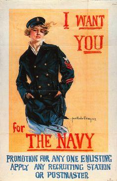 Le quiero para la Armada