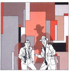 Ted Benoit - Dans les griffes de l'Ombre rouge
