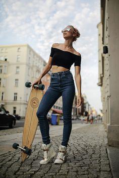 Skater Girl by Henning Gansel Photography / 500px