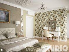 Sypialnia w stylu klasycznym - zdjęcie od MIKOŁAJSKAstudio - Sypialnia - Styl Klasyczny - MIKOŁAJSKAstudio