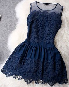 lace dress on sale at reasonable prices, buy 2016 Big Stitching Lace Dress Sleeveless Vestidos Evening Mini Sexy Women Summer Dress from mobile site on Aliexpress Now! Pretty Dresses, Sexy Dresses, Beautiful Dresses, Casual Dresses, Short Dresses, Fashion Dresses, Dresses With Sleeves, Backless Dresses, 1950s Dresses