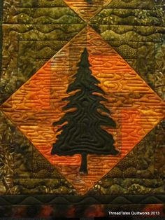 Kay's Pine Trees