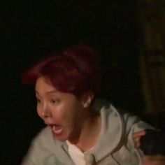 Me today when the airplane MV dropped out of nowhere Bts Memes, Unfollow Me, Gucci Models, Just Run, Kpop, Reaction Pictures, Bts Taehyung, Hoseok, Face