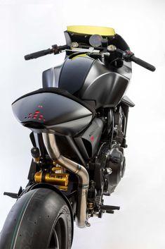 Concept Motorcycles, Custom Motorcycles, Custom Bikes, Retro Cafe, Vintage Cafe, Cafe Concept, Motorbike Design, Cafe Racer Style, Honda Motors