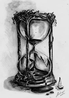 Hour Glass Tattoo Design, Clock Tattoo Design, Tattoo Design Drawings, Tattoo Sketches, Tattoo Designs Men, Watch Tattoos, Time Tattoos, Body Art Tattoos, Hourglass Drawing