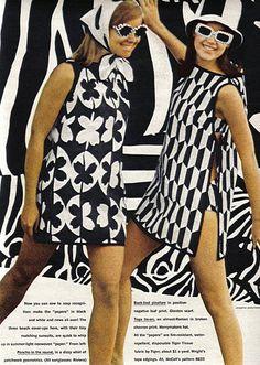""" Seventeen Magazine, 1967 """