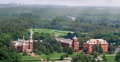 Belmont Abbey College in North Carolina I have lived here for most of my life. I wouldn't change it for anything. North Carolina is a beautiful state. Belmont North Carolina, South Carolina, Living In North Carolina, North Carolina Homes, Belmont Abbey, North Carolina Colleges, Gaston County, First Time Home Buyers, Camping World