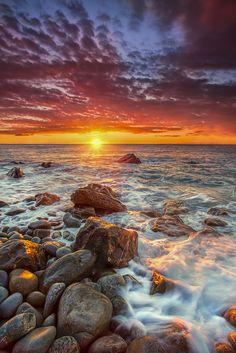 ~~Liguria   sunset, Sestri Levante, Liguria, Italy   by Gian Paolo Chiesi~~