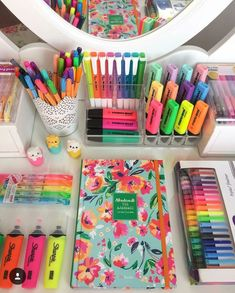 - - - – – The Effective Pictures We Offer You About diy A quality picture can tell you many things. Stationary Store, Stationary School, School Stationery, Cute Stationery, Stationary Design, Menu Design, Design Design, Logo Design, Craft Closet Organization