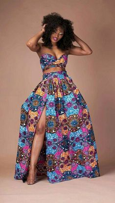 Ankara styles are the most beautiful pieces of clothing. Ankara Styles is one of the hottest African fashion you need to wear. We have many Women's African Fashion Style Outfits for you Perfe… African Fashion Ankara, Ghanaian Fashion, African Inspired Fashion, African Print Fashion, Africa Fashion, Fashion Prints, Fashion Design, Men's Fashion, Dress Fashion