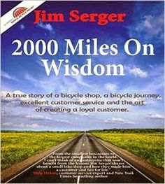 Jim Serger  : Bike Shop book is out--because of superior custome...