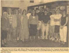 Eric Trygstad became a high school history teacher and head volleyball coach.