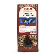 Nasiona czarnuszki (Nigella Sativa) - aromatyczne, wyraziste, mocne w smaku nasiona czarnuszki siewnej. Pure Leaf Tea, Nigella, Pure Products, Drinks, Bottle, Drinking, Beverages, Flask, Drink