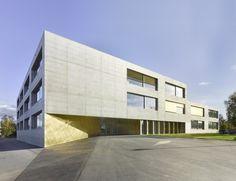 Orientation School Extension in Kerzers / Morscher Architekten