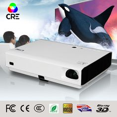 736.00$  Watch here - http://alior1.worldwells.pw/go.php?t=32698512019 - 5% Discount CRE X2500  1280*800 overhead projector  736.00$