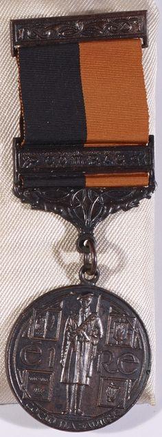 Service Medal John Finn - Taisclann Dhigiteach na hÉireann Ireland 1916, Easter Rising, Rebecca Minkoff Mac, Digital, Bags, Handbags, Lv Bags, Purse, Taschen