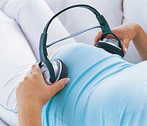 Was das Baby vor der Geburt hört, sieht, schmeckt, riecht und denkt...