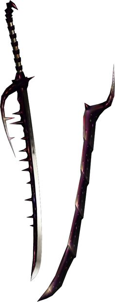 Final Black Katana - Monster Hunter