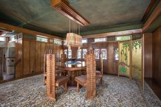 Photo Friday: Return to the Hollyhock House | Utah Style & Design