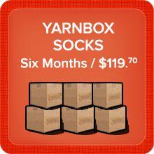 Yarnbox Subscription...