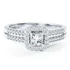 6 Diamond Engagement Rings—ALL Less Than $2,600! Which Would You Like to Find Under the Christmas Tree?