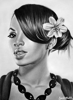Pencil Drawings of Famous People | Awesome Pencil Drawings by Sandra