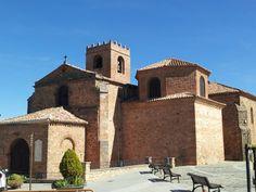Por fin es viernes y publicamos la iglesia de San Miguel de Ágreda. #historia #turismo  http://www.rutasconhistoria.es/loc/iglesia-de-san-miguel-de-agreda