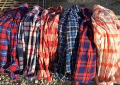 Juniors flannel, teenage girl flannel shirts, juniors sized plaid shirts, teen flannel, pick your flannel, juniors flannel, size extra small by gipsybridge on Etsy