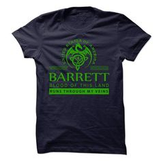 BARRETT-THE-AWESOME T-SHIRTS, HOODIES (22.99$ ==► Shopping Now) #barrett-the-awesome #shirts #tshirt #hoodie #sweatshirt #fashion #style
