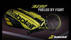 The new 2019 Babolat Pure Aero Spin, Pure Products, News, Man Fashion, Men's