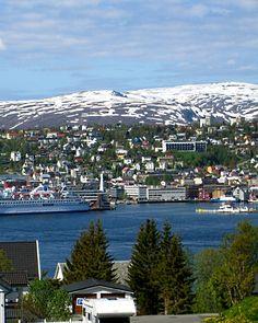 Tromso, Norway - Fjords & Snow Caps