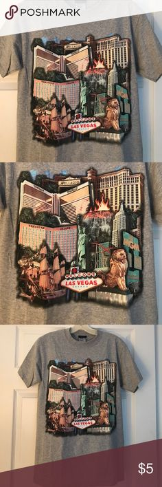 Las Vegas T-Shirt Las Vegas t-shirt from MGM in Las Vegas. I ship daily Monday-Friday. Tops