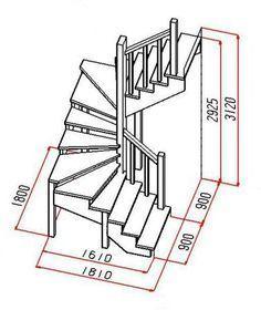 Лестницы из металлокаркаса цены | Лестницы Арлес