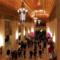 finally I am out,. 3 long hours; and now weekend is totally on my mind :) #LyricOperaofChicago #LyricOpera #Chicago #April30 #LyricOpera #LyricOperaCivicHouse #Capriccio #Musical #Chandelier #Elegant