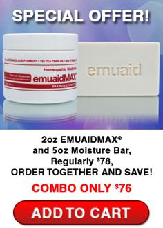 Psoriasis Treatment | Emuaid® | First Aid Ointment