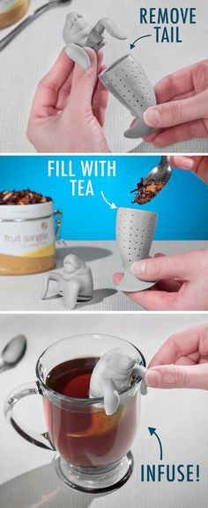 Manatea tea infuser. Buy it now at Vat19.com