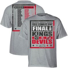 New Jersey Devils 2012 NHL Stanley Cup Dueling T-Shirt Nhl c4477f485