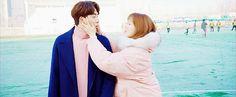 real kiss hahh weightlifting fairy kim bok joo
